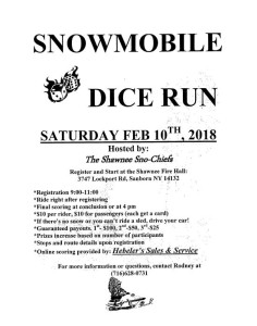 dice run 2018