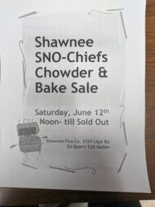 Chowder Sale